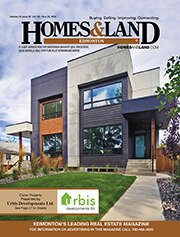 HOMES & LAND Magazine Cover. Vol. 16, Issue 02, Page 27.