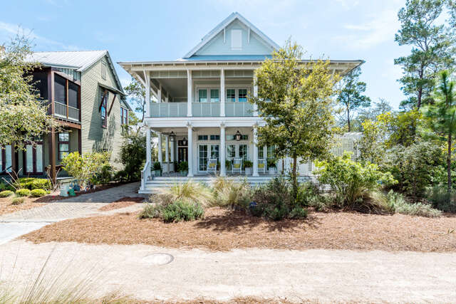Single Family for Sale at 409 Needlerush Drive Santa Rosa Beach, Florida 32459 United States