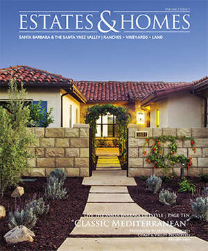 HOMES & LAND Magazine Cover. Vol. 02, Issue 01, Page 10.