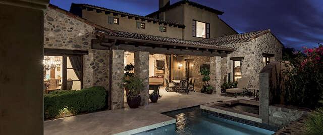 Single Family for Sale at 18619 N 101st Place Scottsdale, Arizona 85255 United States
