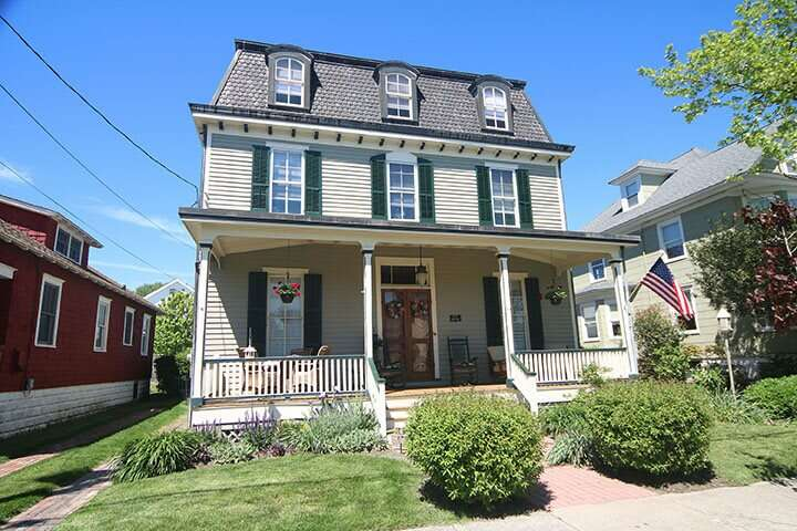 Single Family for Sale at 261 Grant Cape May, New Jersey 08204 United States