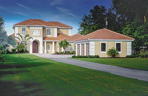 Single Family for Sale at 730 Sarabay Road Osprey, Florida 34229 United States