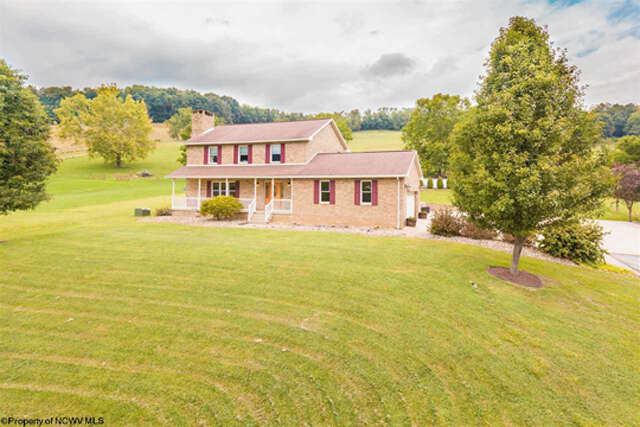 Home Listing at 206 Cobun Valley Lane, MORGANTOWN, WV