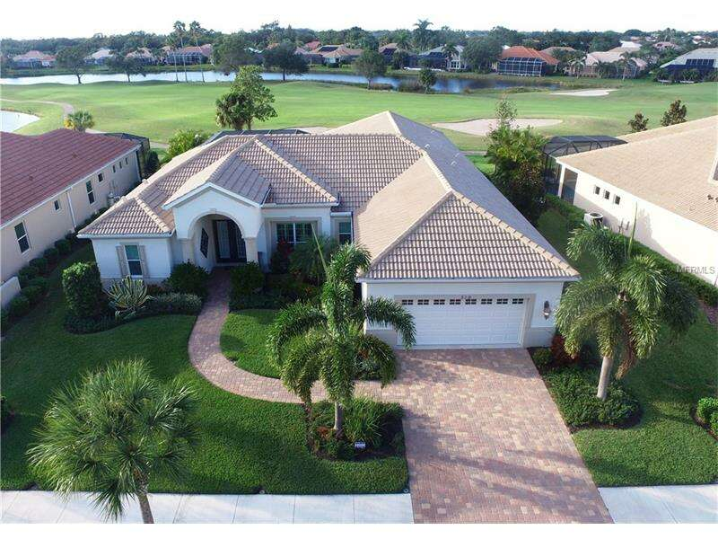 Single Family for Sale at 519 Sawgrass Bridge Road Venice, Florida 34292 United States