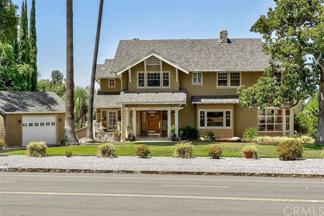 Single Family for Sale at 1478 W Cypress Avenue Redlands, California 92373 United States