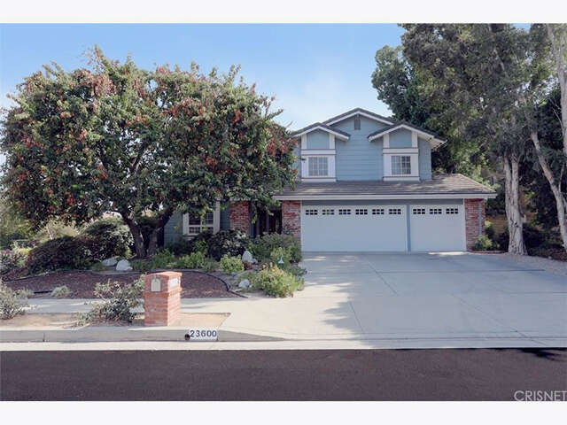 Single Family for Sale at 23600 Blythe Street 23600 Blythe Street West Hills, California 91304 United States