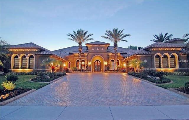 Single Family for Sale at 3755 Mullenhurst Drive E Palm Harbor, Florida 34685 United States