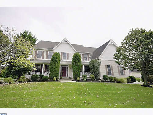 Single Family for Sale at 2 Hilltown Court Plainsboro, New Jersey 08536 United States