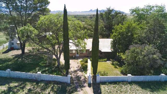 Single Family for Sale at 28671 S Sonoita Highway Sonoita, Arizona 85637 United States