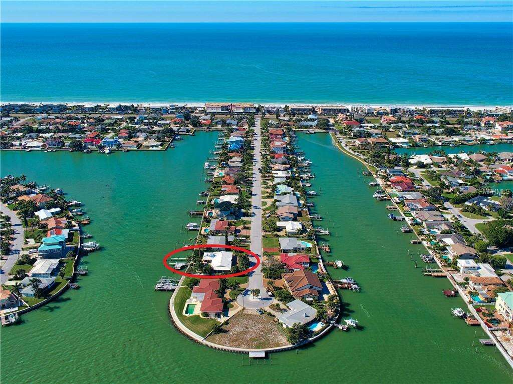 Single Family for Sale at 230 Howard Drive Belleair Beach, Florida 33786 United States