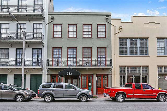 Single Family for Sale at 333 Girod Street #208 New Orleans, Louisiana 70130 United States