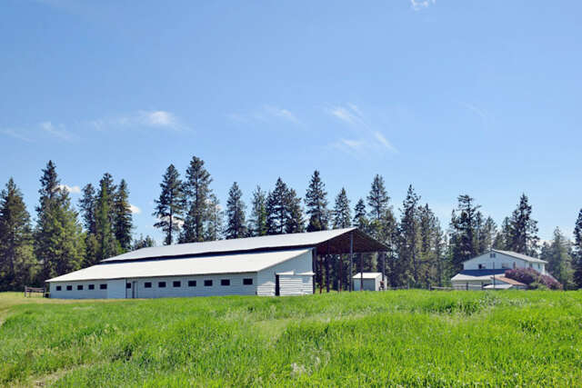 Additional photo for property listing at 856 Rock Creek Rd  Bonners Ferry, Idaho 83805 United States