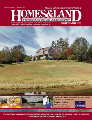 HOMES & LAND Magazine Cover. Vol. 10, Issue 06, Page 19.