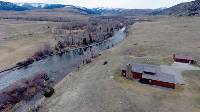 Single Family for Sale at 1843 Main Boulder Road McLeod, Montana 59052 United States