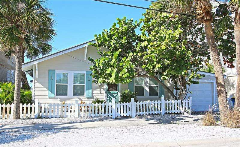 Single Family for Sale at 736 Eldorado Avenue Clearwater Beach, Florida 33767 United States