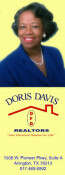 Doris Davis, Arlington Real Estate