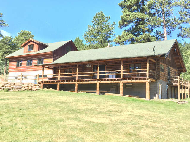 Single Family for Sale at 11571 Moon Mountain Lane Deadwood, South Dakota 57732 United States