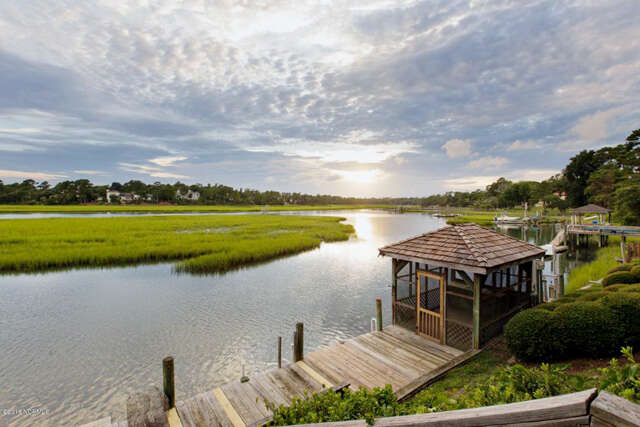 Single Family for Sale at 2613 Middle Sound Loop Rd Wilmington, North Carolina 28411 United States