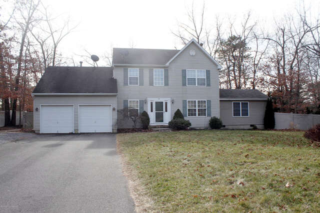 Single Family for Sale at 22 Melissa Lee Drive Jackson, New Jersey 08527 United States
