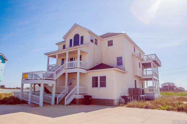 Single Family for Sale at 22190 Green Lantern Court Rodanthe, North Carolina 27968 United States
