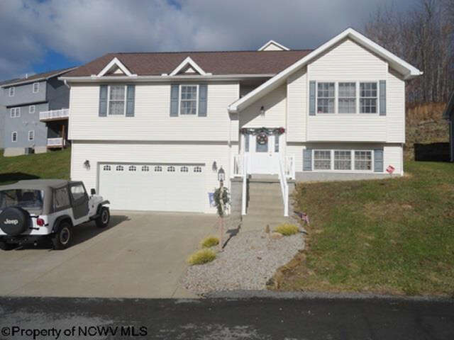 Real Estate for Sale, ListingId:42496728, location: 321 Hidden Point Trail Morgantown 26508