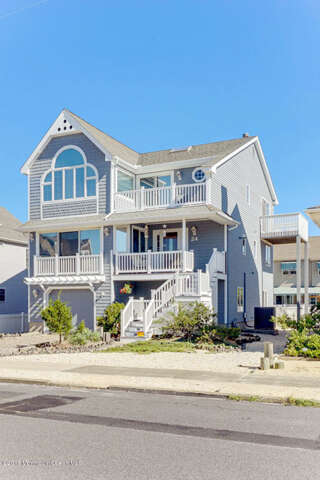 Single Family for Sale at 24 4th Avenue Seaside Park, New Jersey 08752 United States