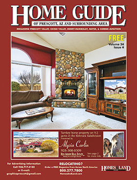 Home Guide of Prescott and Surrounding Areas Magazine Cover