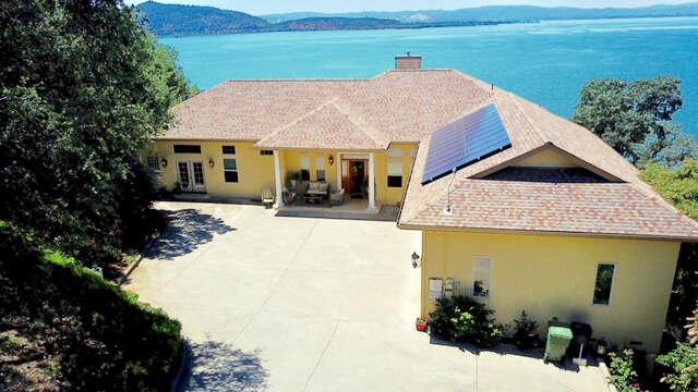 Single Family for Sale at 1535 Westlake Dr Kelseyville, California 95451 United States