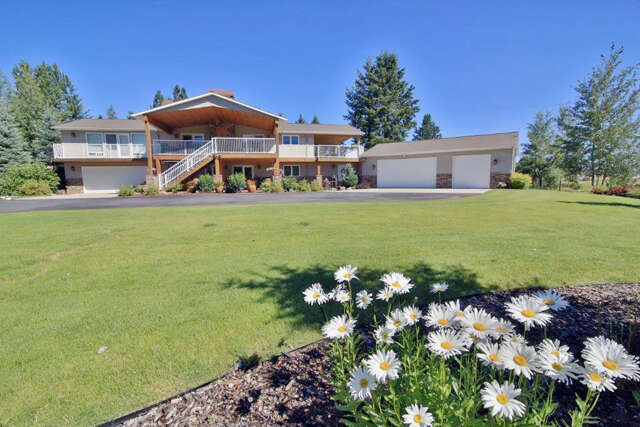 Single Family for Sale at 8467 W Sunny Slopes Rd Worley, Idaho 83876 United States
