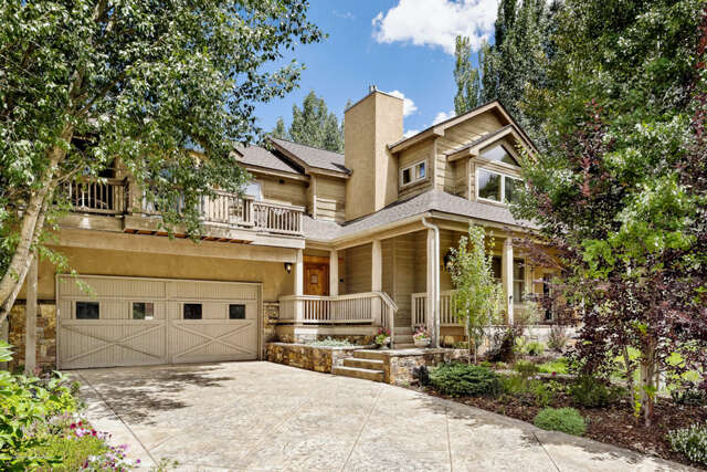 Single Family for Sale at 715 Hearthstone Drive Basalt, Colorado 81621 United States