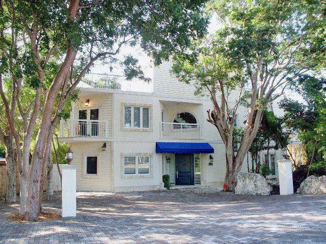 Single Family for Sale at 430 Barracuda Blvd Key Largo, Florida 33037 United States