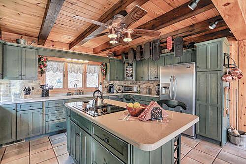 Single Family for Sale at 12467 Mountain Vista Ln Shade Gap, Pennsylvania 17255 United States