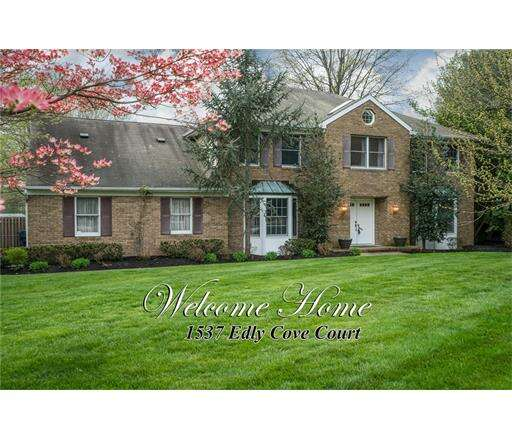 Single Family for Sale at 1537 Edly Cove Court North Brunswick, New Jersey 08902 United States