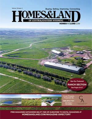 Homes & Land of Central/Eastern Wyoming