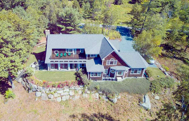 Single Family for Sale at 64 Beach Road Moultonborough, New Hampshire 03254 United States