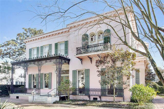 Single Family for Sale at 2520 Prytania Street New Orleans, Louisiana 70130 United States