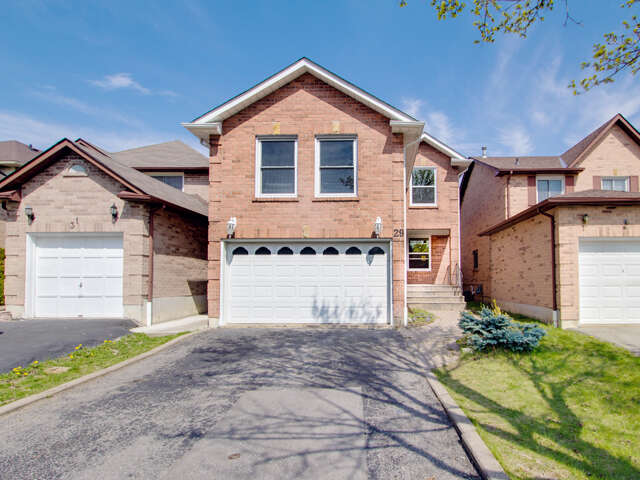 Real Estate for Sale, ListingId:44316507, location: 29 Dodsworth Crescent Ajax L1T 1Y5