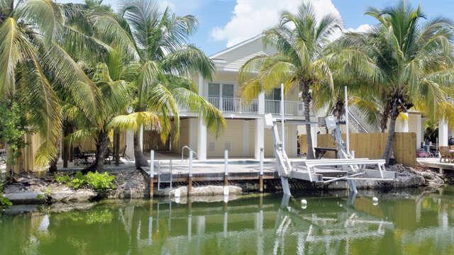 Single Family for Sale at 400 Lafitte Road Cudjoe Key, Florida 33042 United States