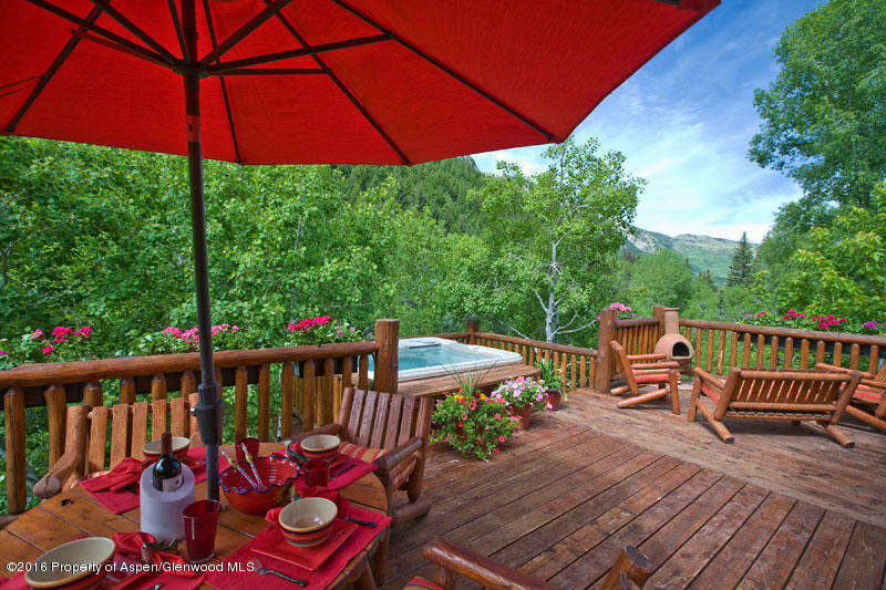 Single Family for Sale at 5590 County Road 3 Marble, Colorado 81623 United States