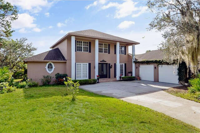 Single Family for Sale at 8819 Lake Mabel Drive Orlando, Florida 32836 United States