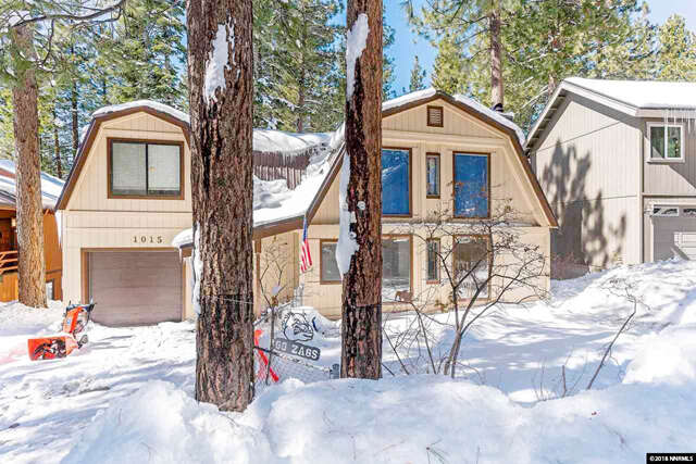 Single Family for Sale at 1015 Tomahawk Trail Incline Village, Nevada 89451 United States