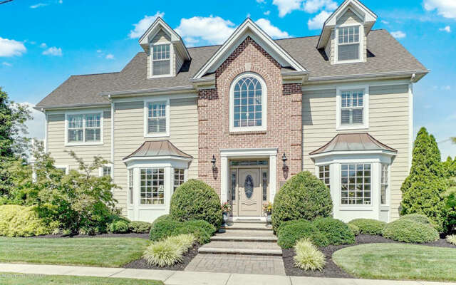 Single Family for Sale at 301 Philadelphia Boulevard Sea Girt, New Jersey 08750 United States