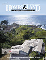 HOMES & LAND Magazine Cover. Vol. 39, Issue 13, Page 13.