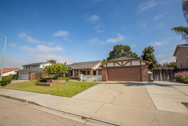 Single Family for Sale at 439 Wellington Drive Orcutt, California 93455 United States