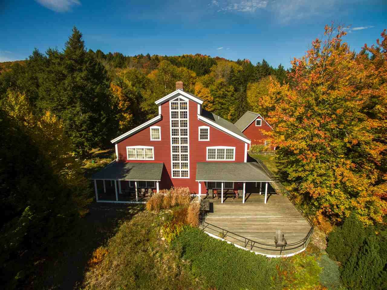 Single Family for Sale at 359 Old Center Fayston Road Fayston, Vermont 05673 United States