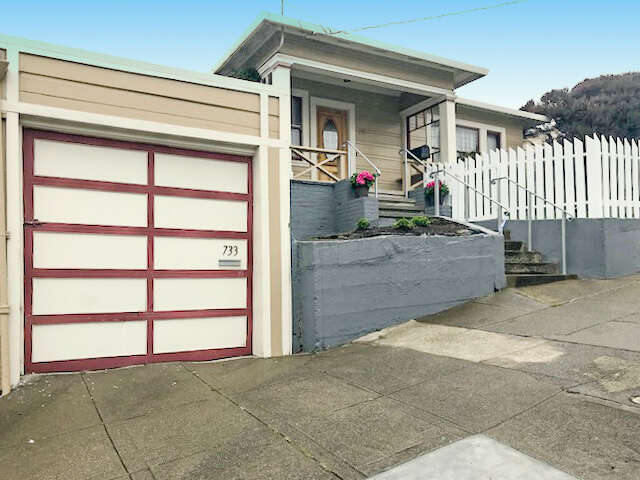 Single Family for Sale at 733 Capitol Ave San Francisco, California 94112 United States