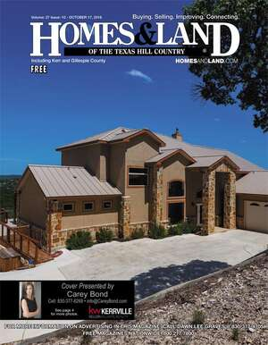 HOMES & LAND Magazine Cover. Vol. 27, Issue 10, Page 39.