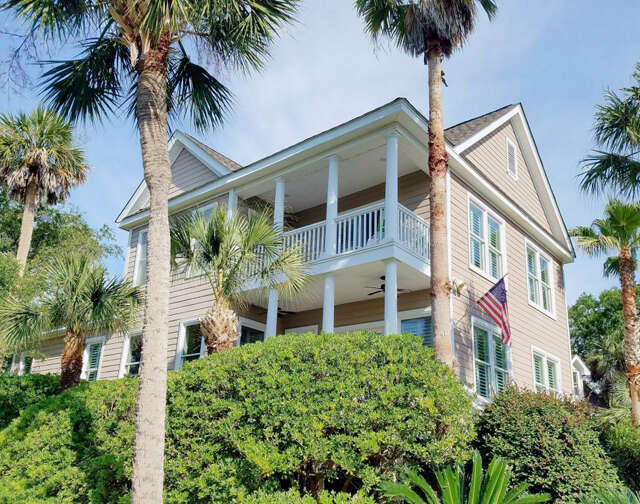 Single Family for Sale at 5827 Back Bay Drive Isle Of Palms, South Carolina 29451 United States