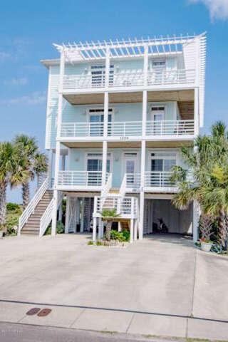 Single Family for Sale at 1204 Carolina Beach Avenue N Carolina Beach, North Carolina 28428 United States