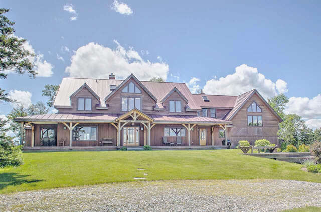 Single Family for Sale at 811 Old Mt. Hunger Road Barnard, Vermont 05031 United States